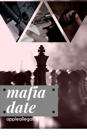Mafia Date by appleallegator