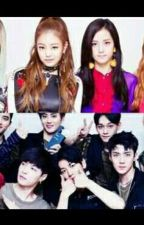 Forever Young . Blackpink X Exo✔ by devivvv
