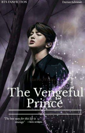 The Vengeful Prince by DamarAdzani1