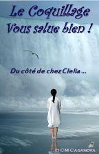 Le Coquillage vous salue bien ! by CleliaMaria2