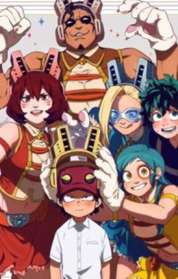 Wild wild pussycats and DEKU!!!!(adopted by ink_Sabrina) - S