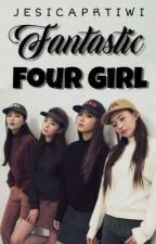 The Four Bad And Troublemaker Girl by JesicaPrtiwi