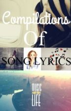 Compilations of Song Lyrics by SomeonesMissing
