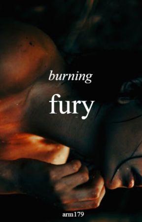 Burning Fury (Fantastic Four) by ARM179