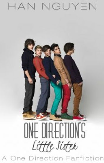 One Direction's Little Sister ( MAJOR EDITING )