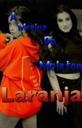 A Menina Do Moletom Laranja/Camren {Short Fic} by Marcy_Abadeer_