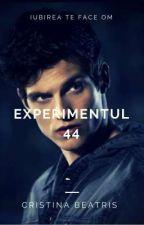 Experimentul 44  by writterwannabe2112