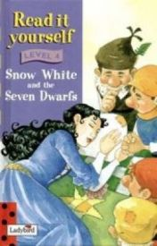 Snow White and the Seven Dwarfs by megan180200