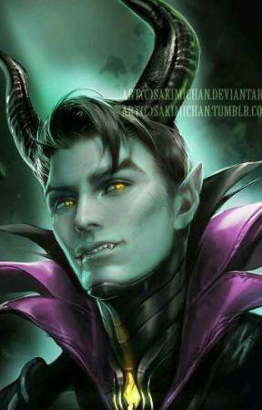 Malic: Son of Maleficent Vol 2 - The Snow Flake Prince - Wattpad