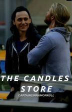 The Candles Store. by CaptainCinnamonRoll