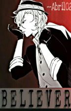 Believer.  Song-shot (Chuya, BSD) by ---Abril02