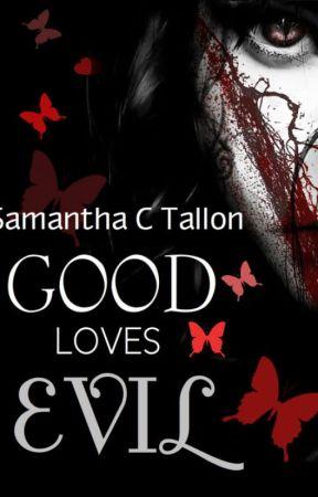 Good loves Evil (Editing) Watty awards 2012 by violetvblack