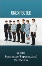 Unexpected (A BTS Soulmate/Supernatural AU) by jjhkstan