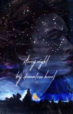 starry night by dreamless heart  by Shinimal