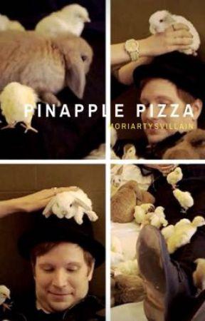 Pineapple Pizza by MoriartysVillain