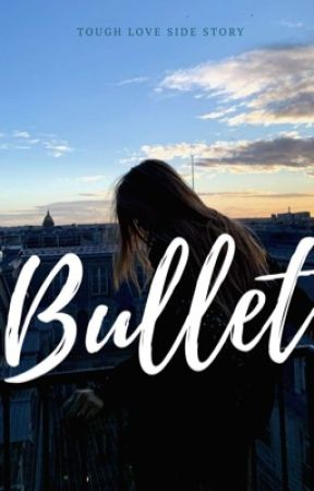 Bullet.  by Gazellaheranz