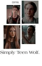 ❥ Simply Teen Wolf. by Cocorradini0