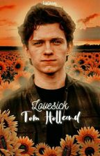 Lovesick • Tom Holland by faintvenus