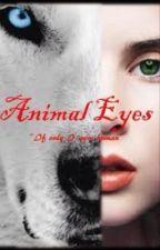 Animal Eyes by AshJustAsh