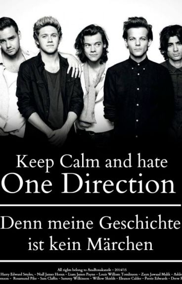 Keep Calm and hate One Direction