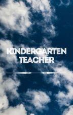 Kindergarten Teacher; kyrie irving  by NBAhoe2018