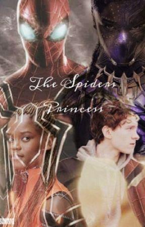 The Spiders Princess (Shuri Udaku) by SN_supernova