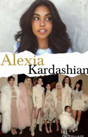 Alexia Kardashian  by RaynaraGomes22