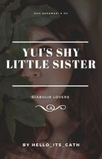 Yui's Shy Little Sister [Shu x OC] Diabolik Lovers by Mystery_Worlds