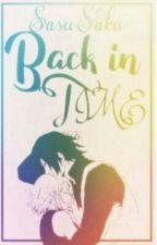 SasuSaku Back in Time Short Story by AniArmi