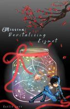 QT-Mission:Revitalizing Kismet by Maelle_Bear