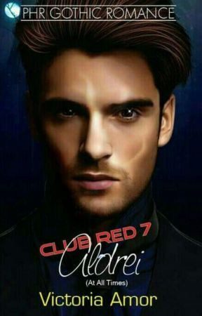 Club Red 7: Aldrei (At All Times) To Be Published by Victoria_Amor