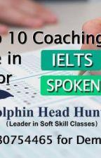 Best IELTS Institute in Chandigarh by dolphinhunter1