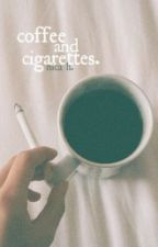 coffee and cigarettes × cal O.H by parxmore