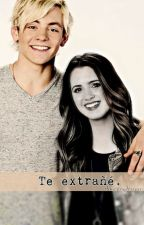 Te extrañé. » raura one shot by AmazingHxran
