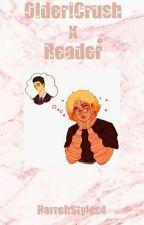 Older!Crush x reader imagines  by HarrehStyles4