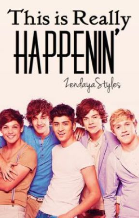 This Is Really Happenin' - One Direction FanFic (HIATUS) by chaosloona