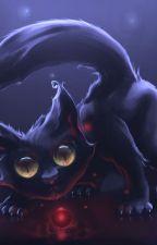 Коты Воители: Приключения Черники. Посвящение by Milka_Tsap