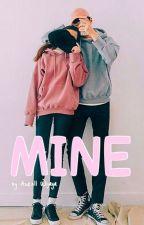 MINE by aurellaya