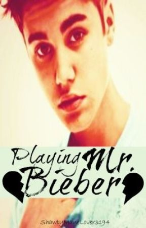 Playing Mr. Bieber by Wonderlandless