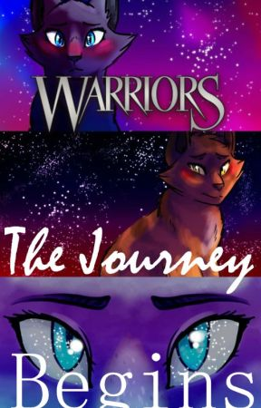 Warriors: The Journey Begins by WolfGoesCows