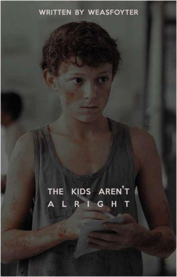 THE KIDS AREN'T ALRIGHT. Marvel ✓