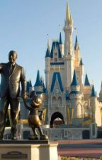Fictional Characters in Disney World by hermionejean18