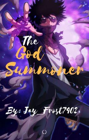 The God Summoner (Dabi x Villain!OC) by Jay_Frost7402