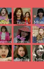 twice are memes by sounayeon
