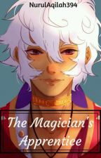 The Magician's Apprentice (Asra x Male Reader) by NurulAqilah394