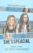 She's Special | GirlxGirl by hedaxwanheda