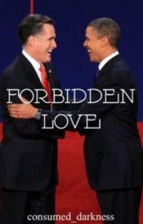 Forbidden Love (Obama x Romney) by heaveninhidings