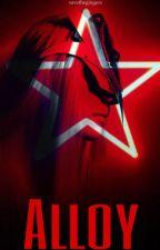 Alloy // Captain America: Civil War // by savethegingers