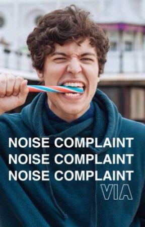 NOISE COMPLAINT || P.L. by Liv_deh_Whovian