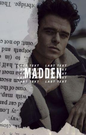 「 𝙇𝙖𝙨𝙩 𝙏𝙚𝙭𝙩 」 ↬ richard madden. by reenple